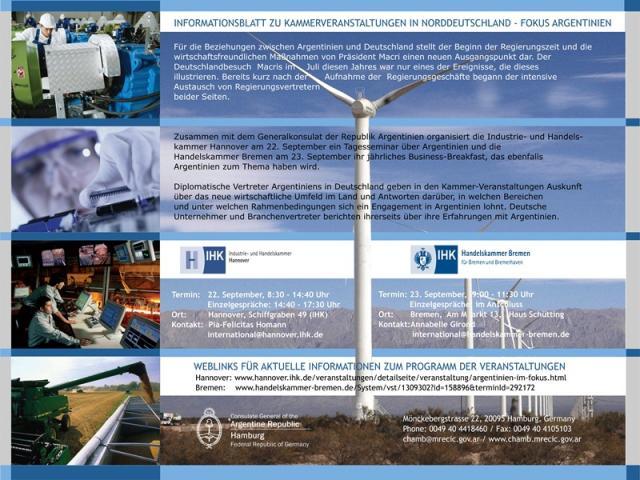 Consulate General in Hamburg | Seminare über Argentinien ...